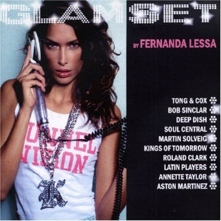 CD Glamset by Fernanda Alessa