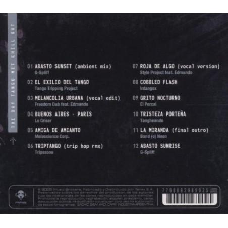 CD Tango chill sessions vol 2