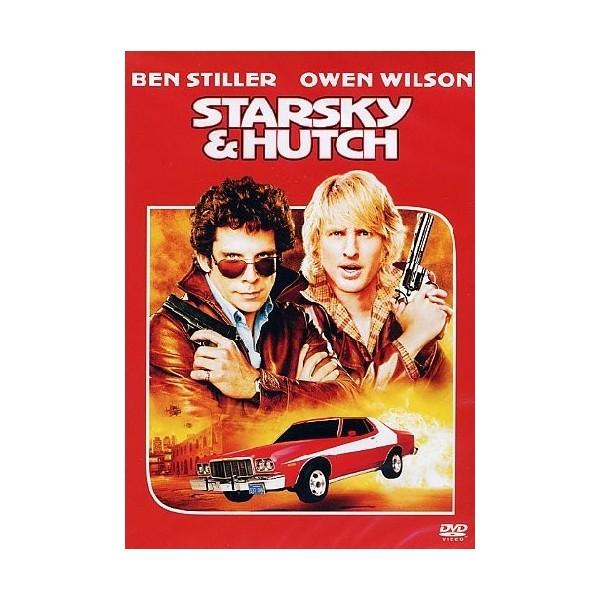 DVD Starsky & Hutch con Ben Stiller e Owen Nilson