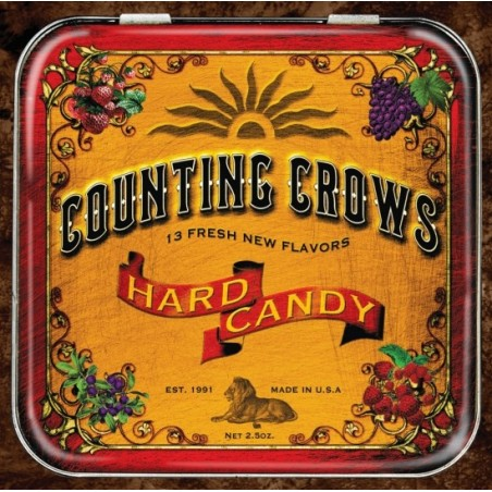 CD Hard Candy-Couting Crows 606949336820