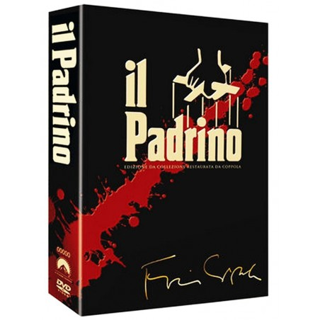DVD box 5 dvd de Il Padrino Collection - 5053083010812