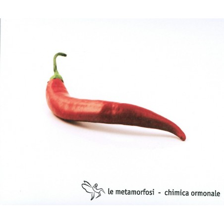 CD Le Metamorfosi- Chimica ormonale 0008495631145