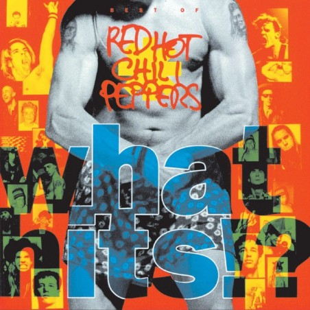 CD Red Hot Chili Peppers What Hits? 0077779476220