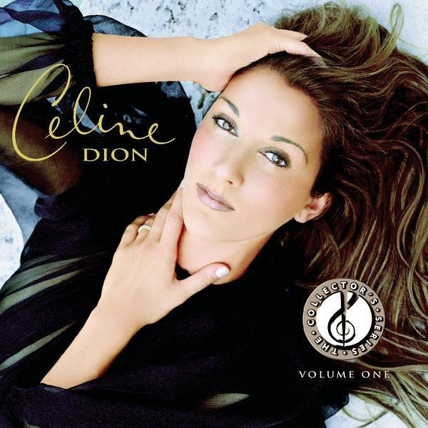 CD Celine Dion the collector's series volume one