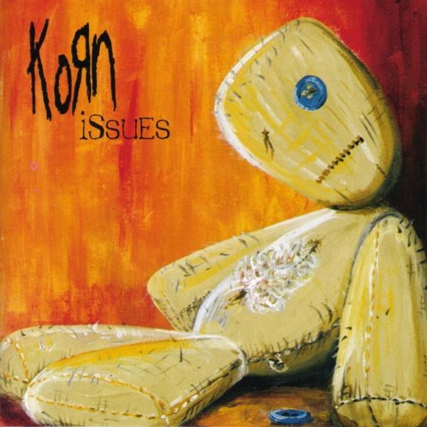 CD Korn issues 0846188914622