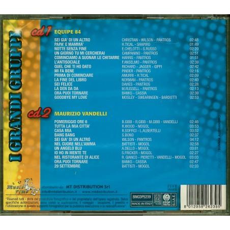 "CD i grandi gruppi Serie italianissimi ""Equipe 84"" 2CD"