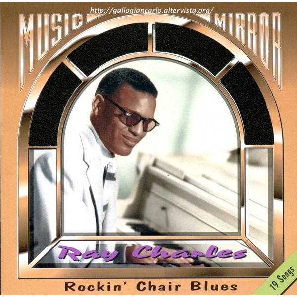CD Ray Charles-Rockin' Chair Blues 7619929088629