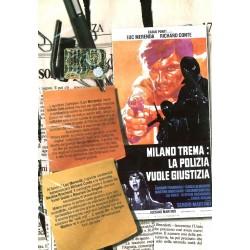 2DVD Milano odia: la polizia non può sparare/Milano Trema: la polizia vuole giustizia 0846179143259