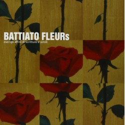 CD Battiato fleurs