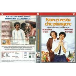 DVD Massimo Troisi non ci resta che piangere