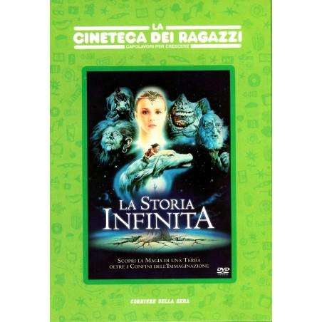 DVD La Storia Infinita EDIZIONE (la cineteca dei ragazzi) 0246461328795