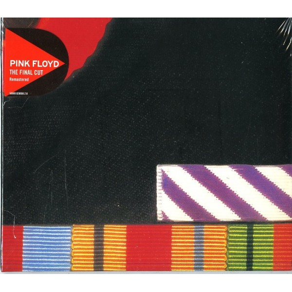 CD Pink Floyd the final cut Remastered