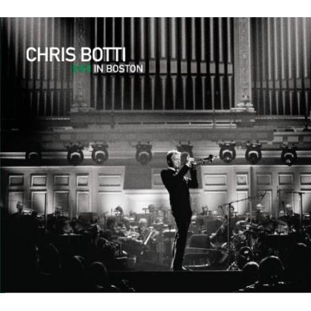CD Chris Botti - in boston 602527147161