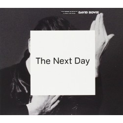 CD David Bowie The next day