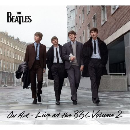 CD The Beatles 'on air - live at the BBC volume 2 602537491698