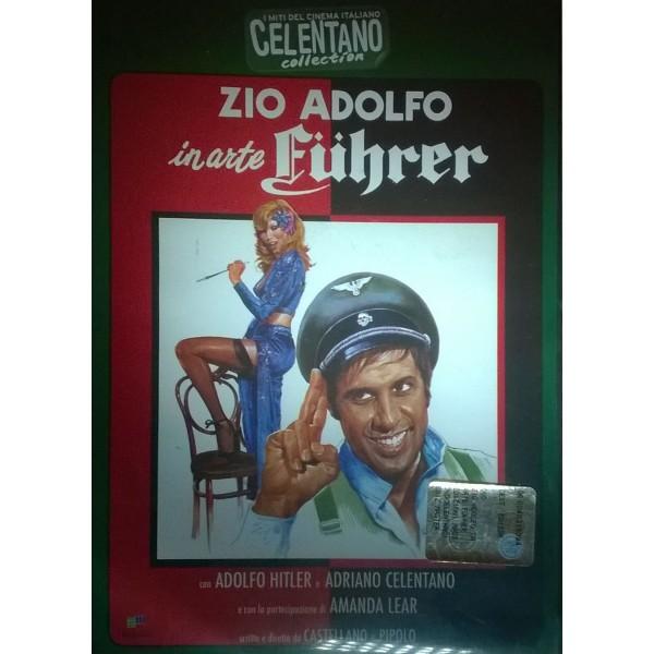 DVD Adriano Celentano Zio Adolfo in arte Fuhrer