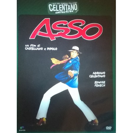 DVD Adriano Celentano - asso Celentano collection