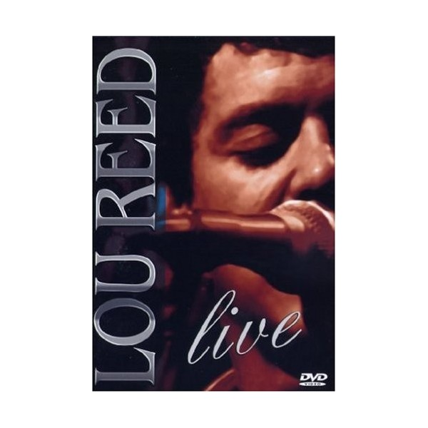 DVD Lou Reed Live The Bottom Line In New York