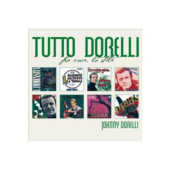 CD Tutto Dorelli-la voce,lo stile