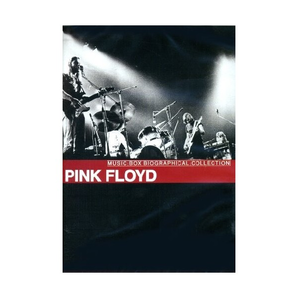 DVD Pink Floyd Music Box Biographical Collection 803341176928