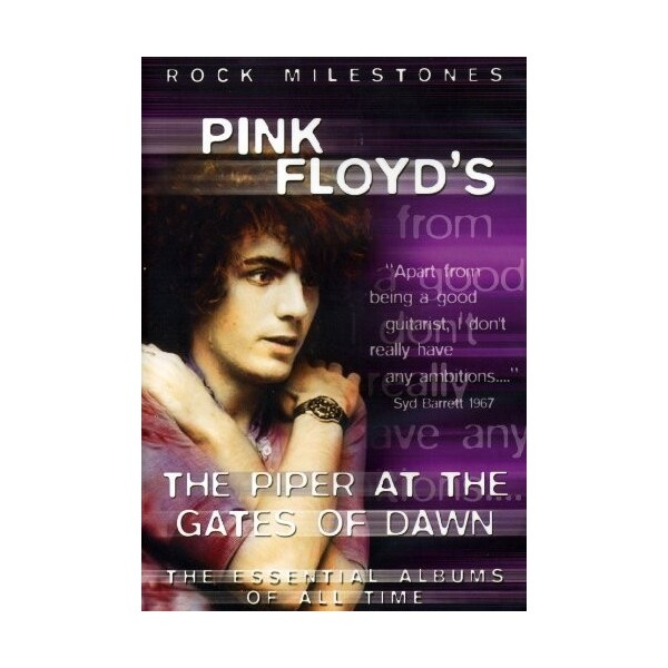 DVD Pink Floyd The Piper At The Gates Of Dawn