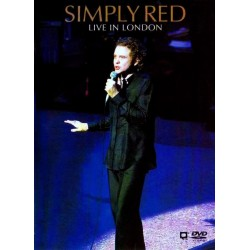 DVD Simply Red live in london