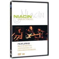 DVD Niacin live in tokyo