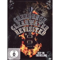 DVDCreedence Clearwater Revival - Keep On Travelling