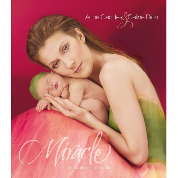CD Celin Dion- Miracles
