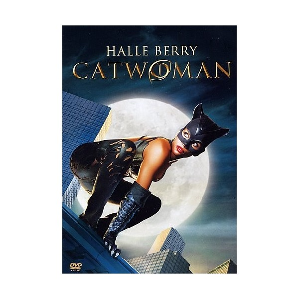 DVD Catwoman