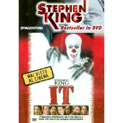 DVD Stephen King Bestseller dvd IT