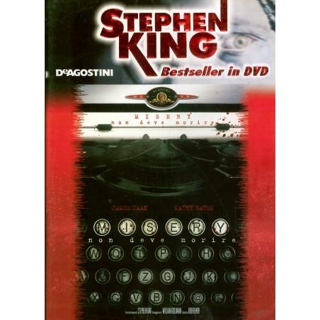 DVD Stephen King Bestseller dvd MISERY NON DEVE MORIRE