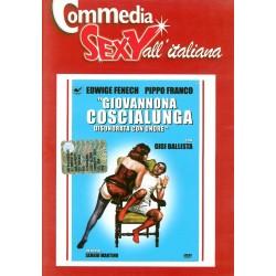 DVD Commedia sexy all'italiana GIOVANNONA COSCIALUNGA DISONORATA CON ONORE