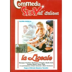 DVD Commedia sexy all'italiana LA LICEALE