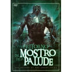 DVD IL RITORNO DEL MOSTRO DELLA PALUDE