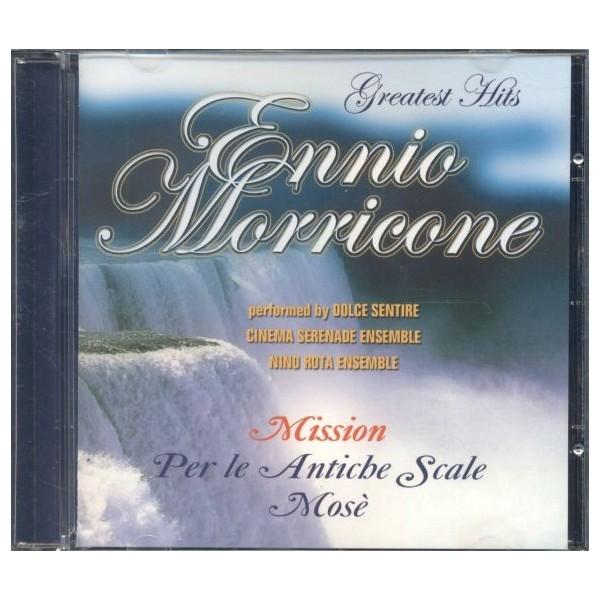 CD Greatest hits Ennio Morricone 8028980192920