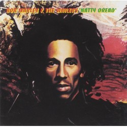 CD BOB MARLEY AND THE WAILERS natty dread