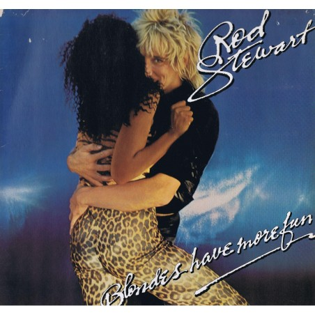 CD Rod Stewart - Blondes Have More Fun 9771128566136