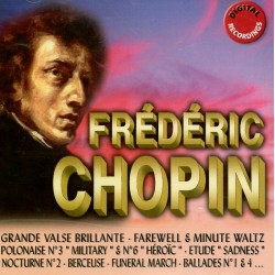 CD ORIGINAL RECORDING Frederic Chopin