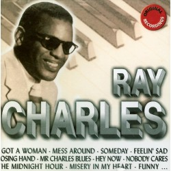 CD Ray Charles ORIGINAL RECORDING