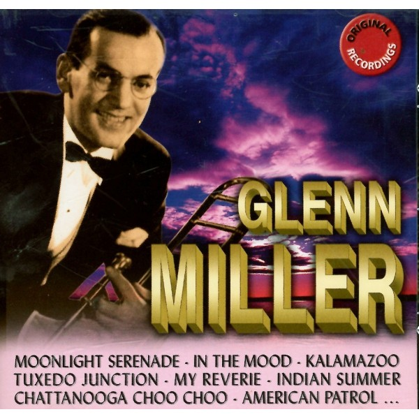 CD ORIGINAL RECORDING Glenn Miller 3565382005144