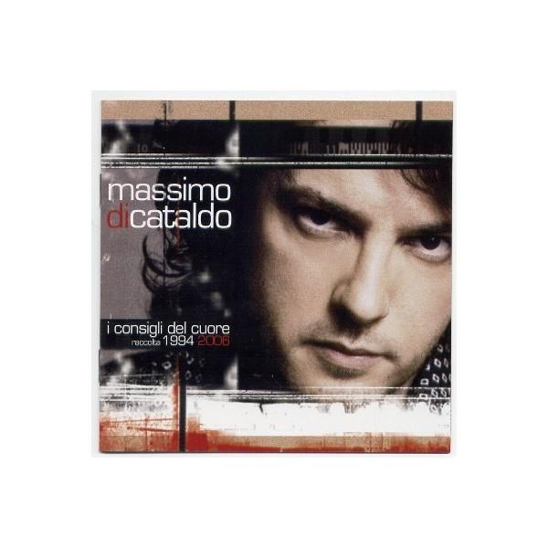 CD Massimo diCataldo-i consigli del cuore raccolta 1994 2006