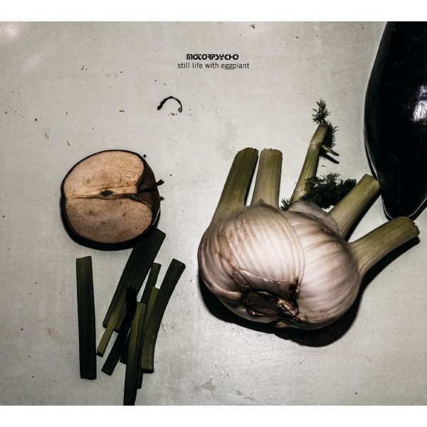 CD Motorpsycho still life with eggplant