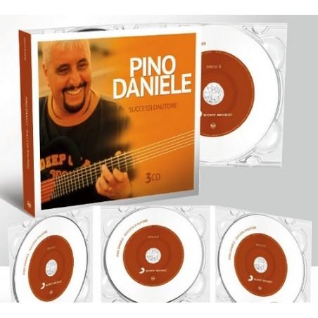 CD Pino Daniele successi d'autore