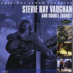 CD Stevie Ray Vaughan and Double Trouble Original Album Classics