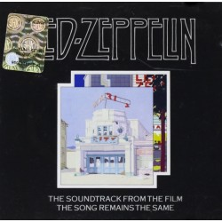CD Led Zeppelin The Song Remains the SaME 603497862757