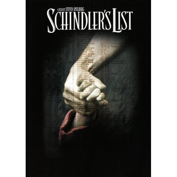 DVD Schindler's List (EDIZIONE REGNO UNITO)
