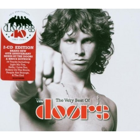 CD The Doors the very best of (2CD) 081227999582