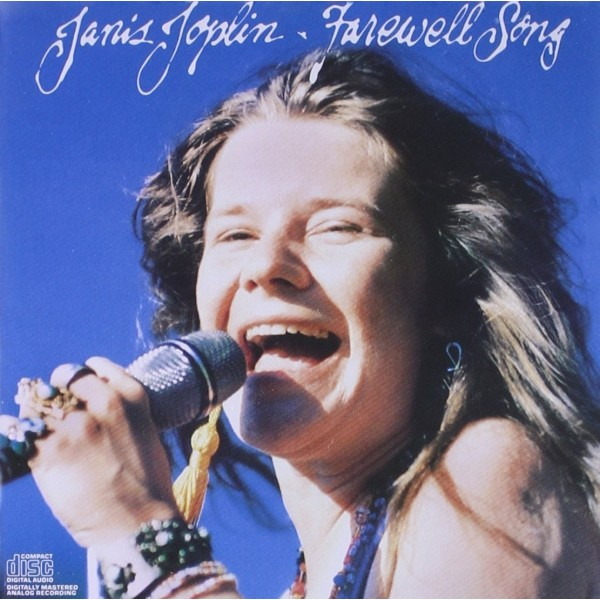 CD Janis Joplin Farewell Song 5099748445827