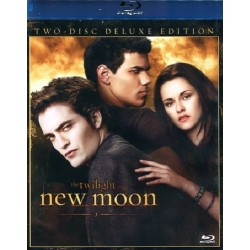 DVD The Twilight saga New Moon (2 dischi deluxe edition) BLU RAY